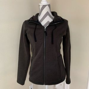 Gently Used Gray Lucy Athletic Jacket Size Small